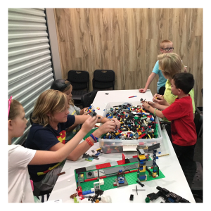 Bricks4Kidz Summer Camps - Legos and Laser Tag