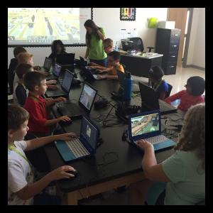 Engineering for Kids STEM Summer Camps and Laser Tag at battleBLAST Laser Tag