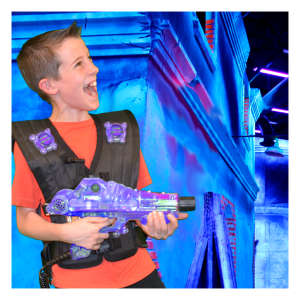 The best summer camps in Las Vegas - Laser Tag Camp with Engineering for Kids or Bricks4Kidz